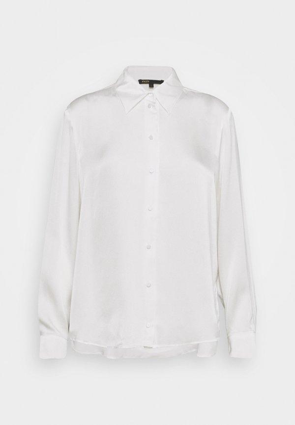 maje CECILY - Koszula - blanc/biały HBUO