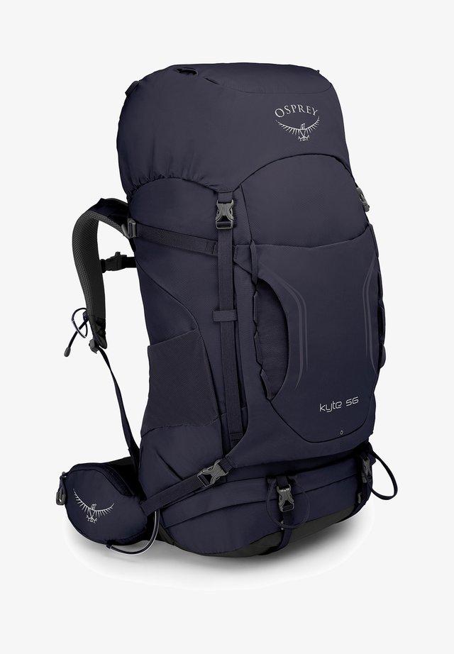 KYTE - Hiking rucksack - mulberry purple