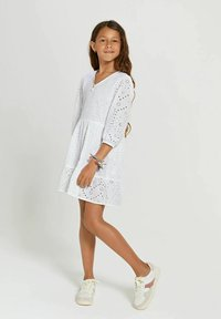 Shiwi - Day dress - bright white - 0