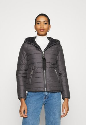 NAJLA - Winter jacket - grey