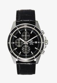 EDIFICE - Chronograph watch - black - 1