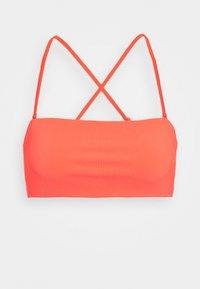 Weekday - PEARL SWIM - Bikini top - bright red - 2