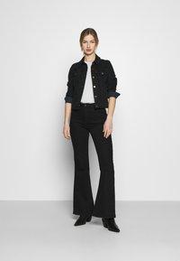 Levi's® - PERFECT TEE - T-shirt basic - orbit heather gray - 1