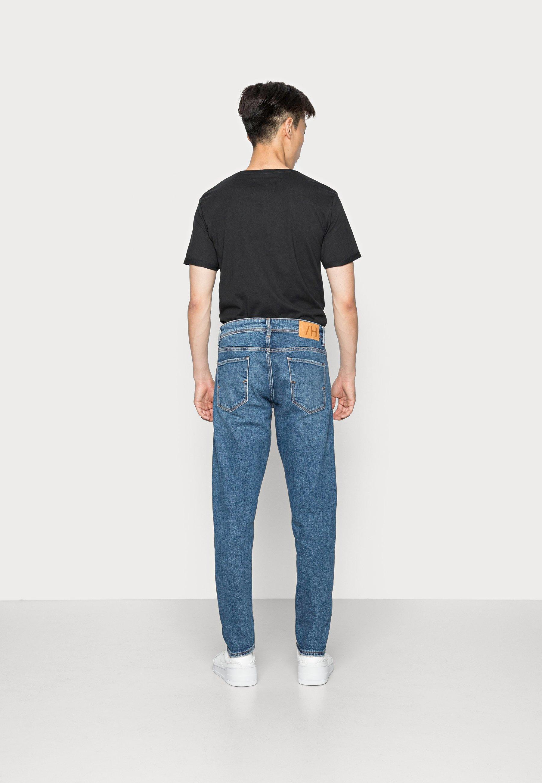 Men SLHSLIMTAPE TOBY - Slim fit jeans