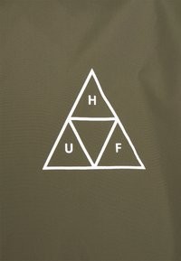 HUF - ESSENTIALS COACHES JACKET - Summer jacket - olive - 2