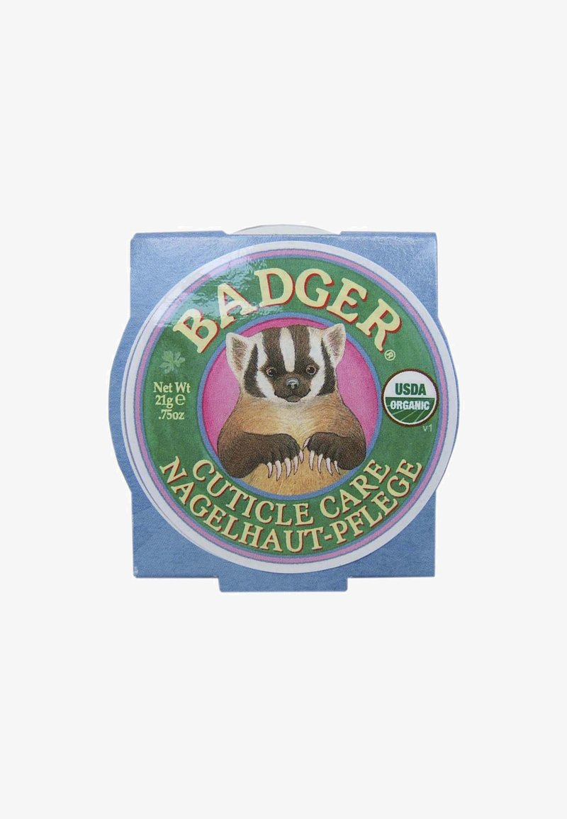 Badger - CUTICLE CARE BALM - Nail treatment - -