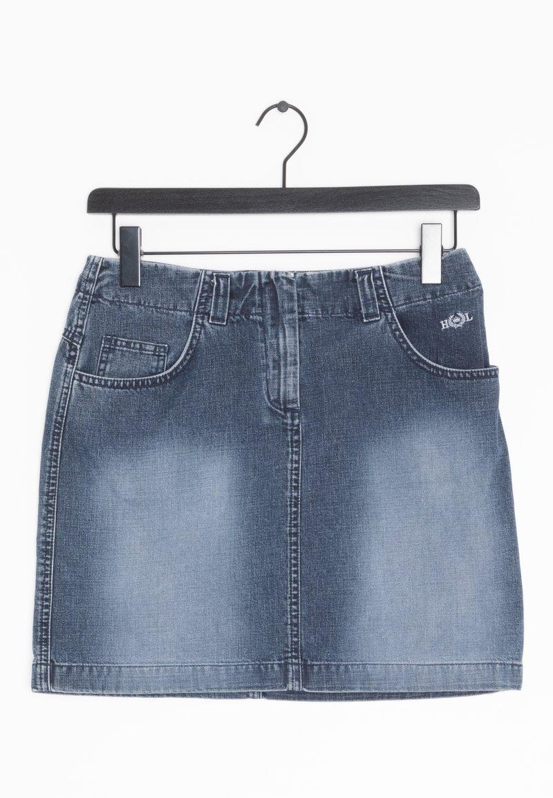 Henri Lloyd - Spódnica jeansowa - blue