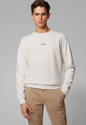 WEEVO - Sweatshirt - white
