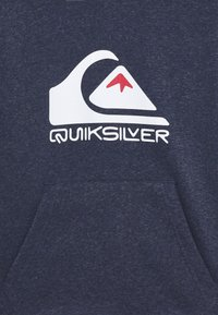 Quiksilver - BIG LOGO HOOD YOUTH - Hoodie - parisian night heather - 2
