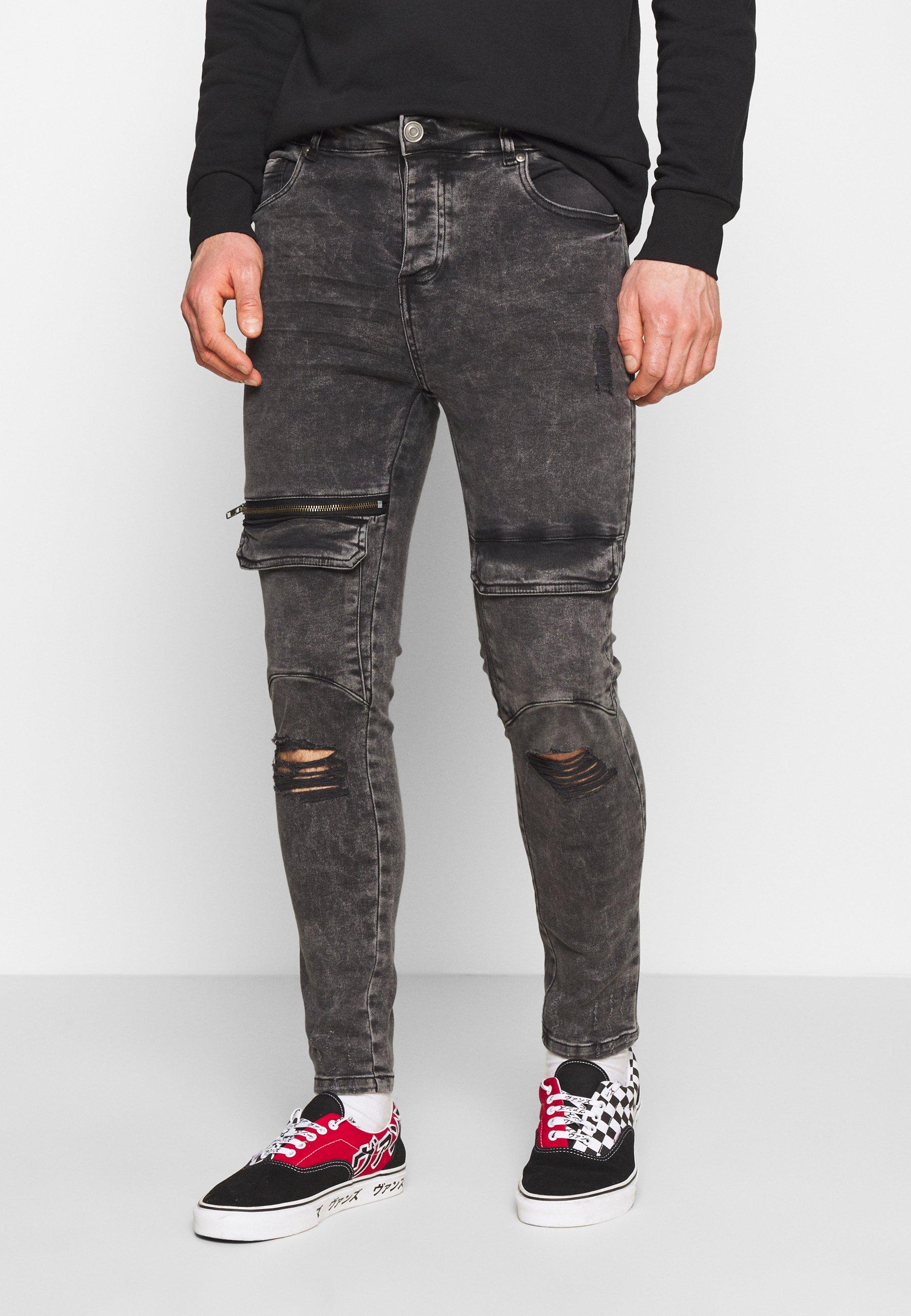 Men WINWOOD - Jeans Skinny Fit