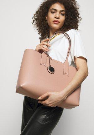 WOMENS - Handbag - nudo/tabacco