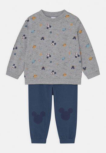 BABY MICKEY - Pyjamas - grey/blue