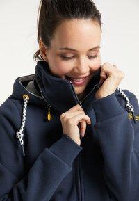 Schmuddelwedda - Zip-up hoodie - marine - 4