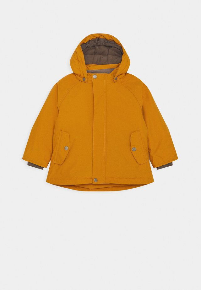 WALLY JACKET UNISEX - Winterjacke - buckthorn brown