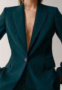 Massimo Dutti - Blazere - green - 5