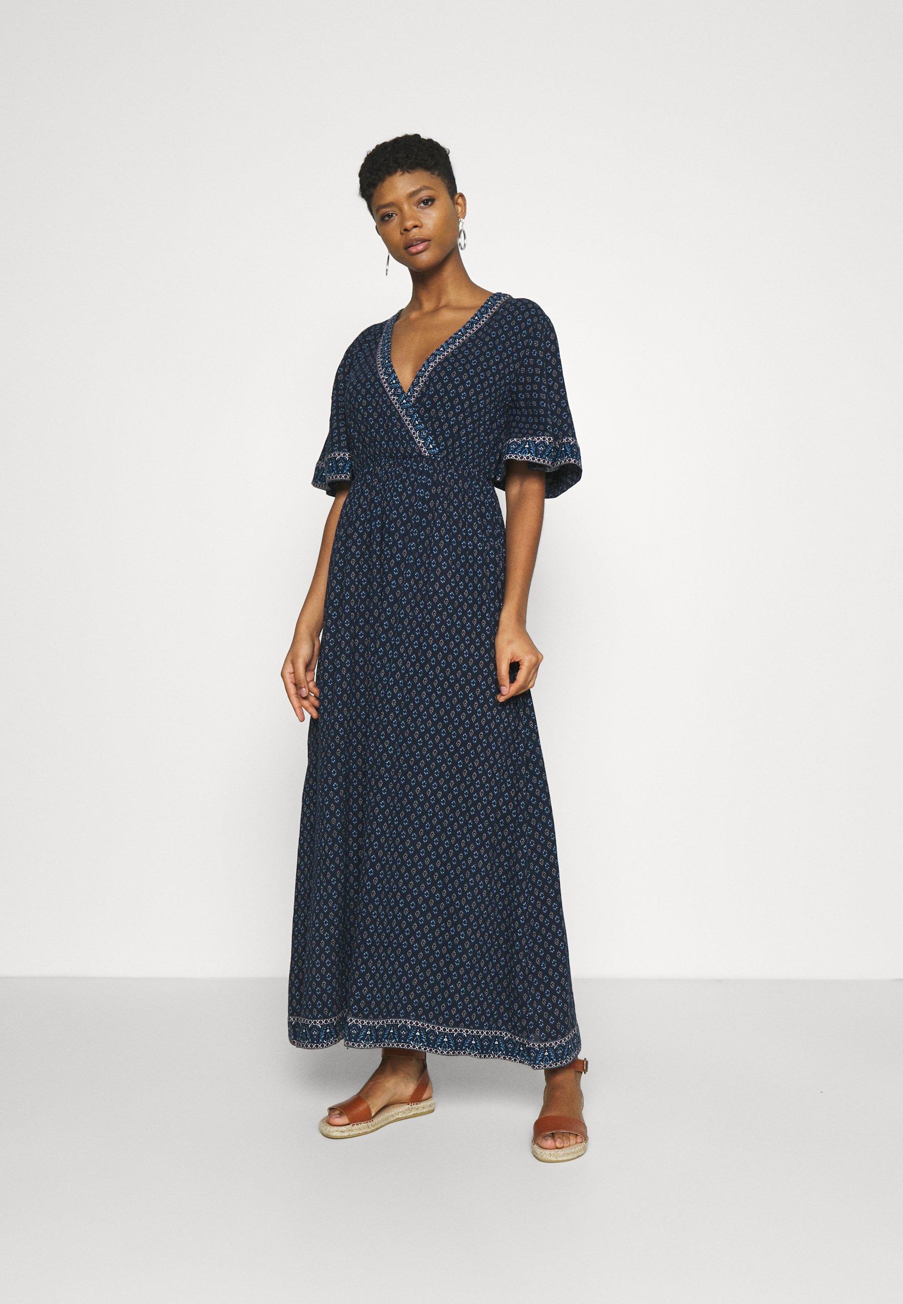 Mujer JUSTINA - Vestido largo