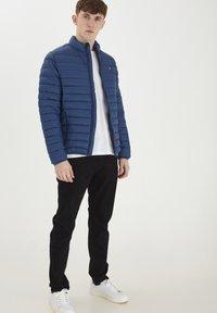 Blend - Winter jacket - dark denim - 1