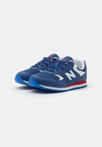 New Balance - YC393BNV - Sneakers basse - blue - 1