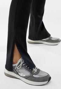 Bershka - Bootcut jeans - black - 3