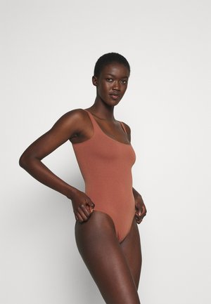 2 PACK - Body / Bodystockings - tan/black