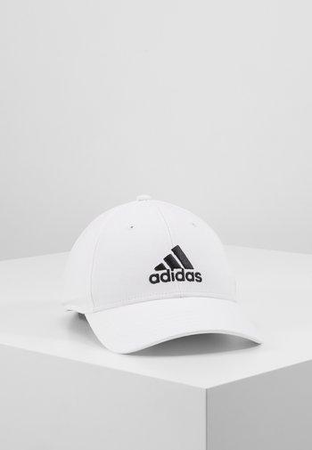 Keps - white/white/black