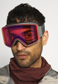 Giro - METHOD - Ski goggles - grey woodmark - 1