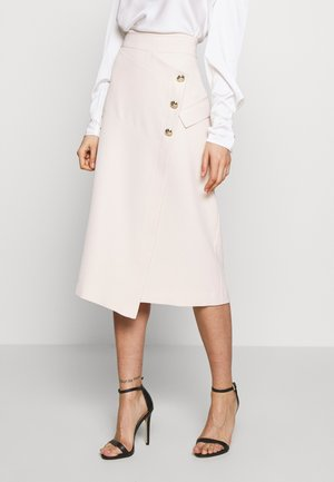 UMA UTILITY SKIRT - A-Linien-Rock - cream