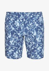 Under Armour - LINKS PRINTED SHORT - Pantaloncini sportivi - blue frost/mod gray/blue ink - 3