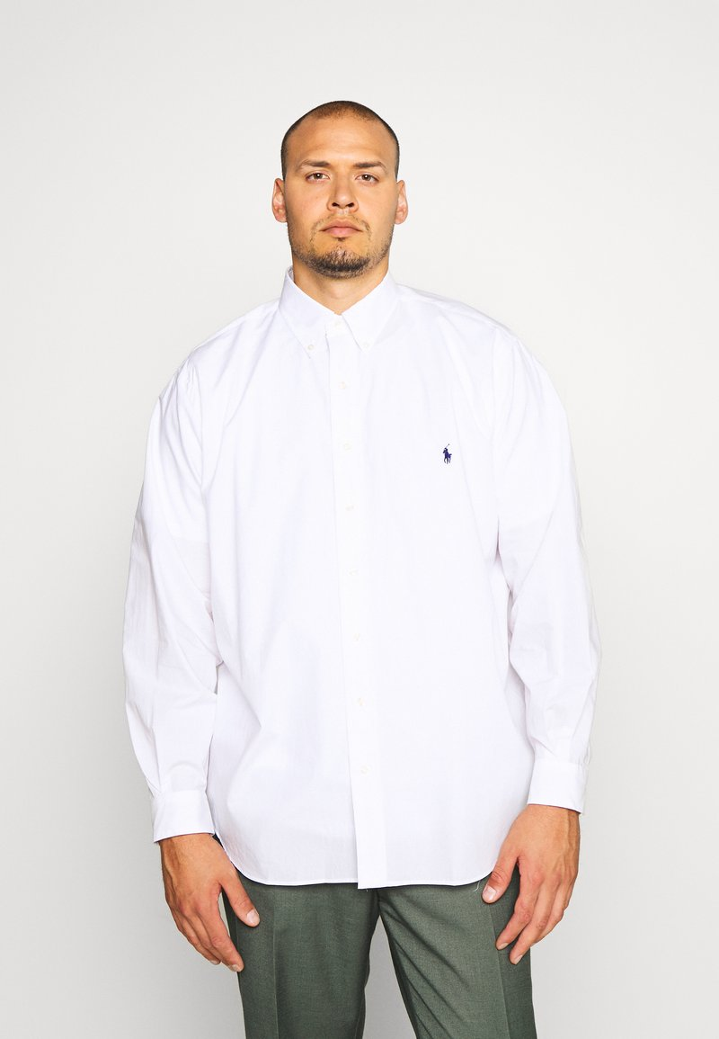 Polo Ralph Lauren Big & Tall - NATURAL - Camisa - white