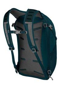 Osprey - DAYLITE TRAVEL - Rucksack - petrol blue - 1