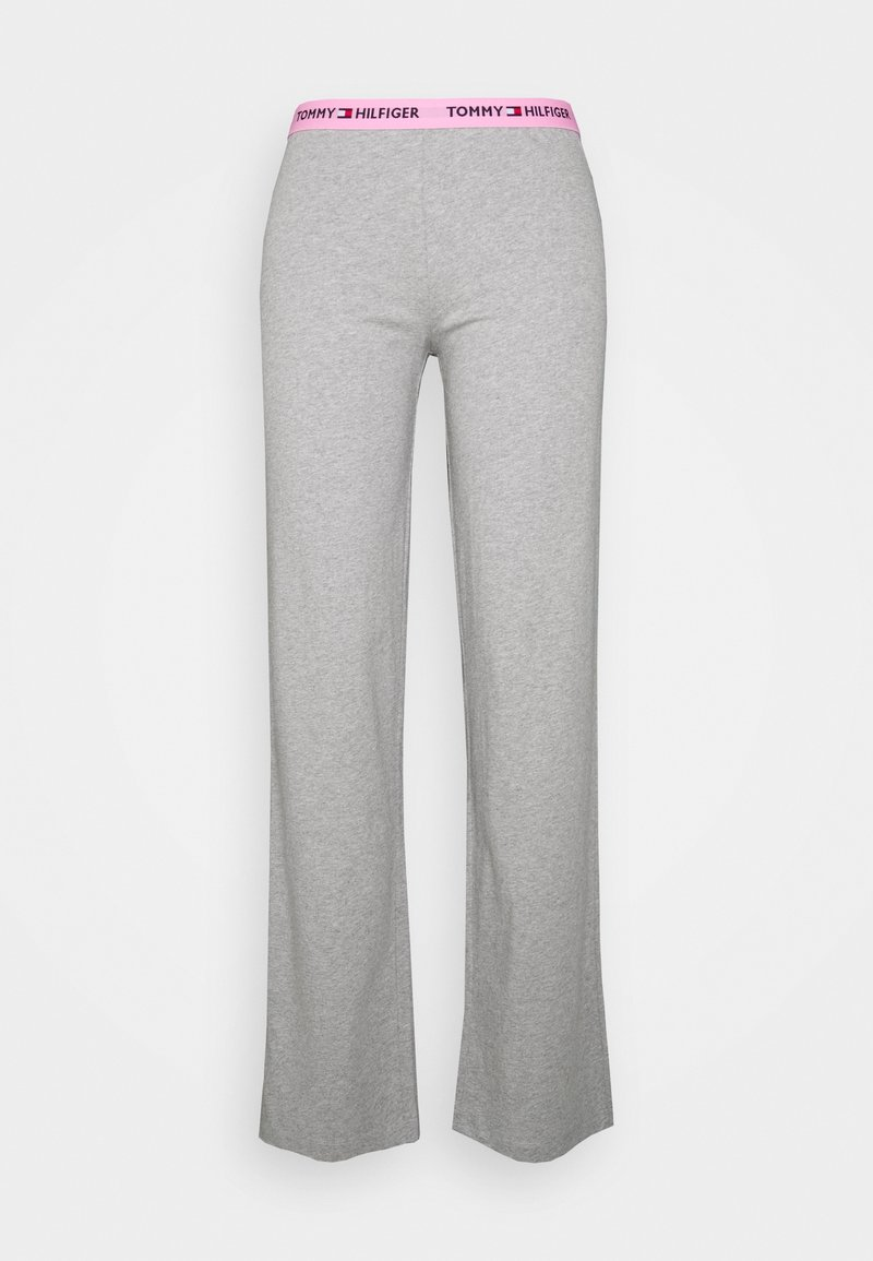 Tommy Hilfiger - SLEEP PANT - Pyjama bottoms - mid grey heather