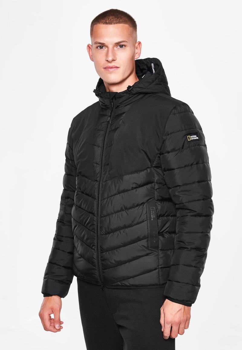 National Geographic - NO GOOSE  - Winter jacket - black