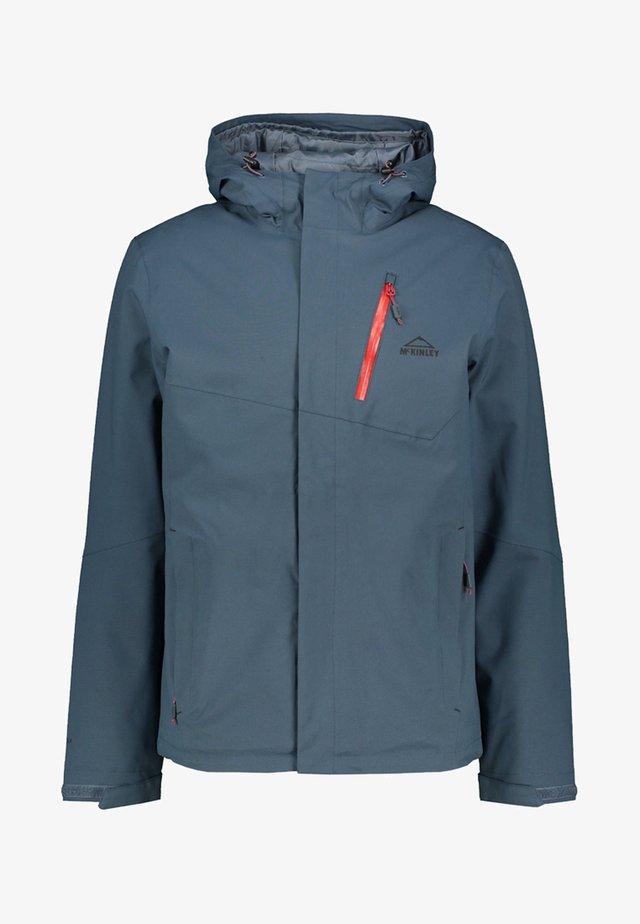 GABIN - Winter jacket - smoky blue