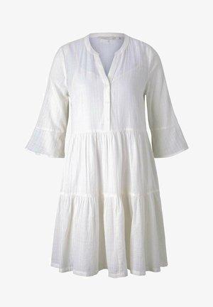 Sukienka letnia - gardenia white