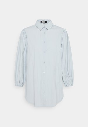 PUFF SLEEVE SHIRT - Skjorte - baby blue