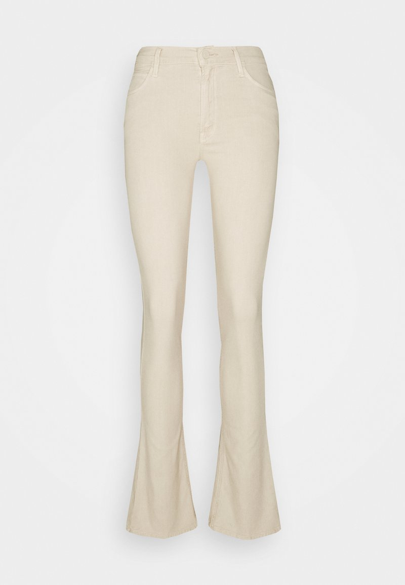 Mother - THE RUNAWAY - Bootcut jeans - toasted ivory