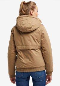 DreiMaster - Winter jacket - sand - 2