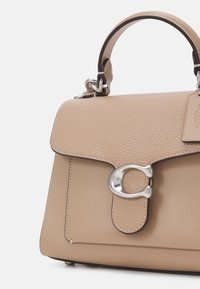 Coach - TABBY TOP HANDLE - Handbag - taupe - 4