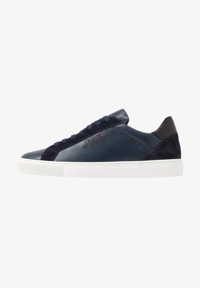 Versace Collection - Sneakersy niskie - dark blue