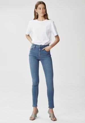 EMILYGZ HW NOOS - Jeans Skinny Fit - l a blue