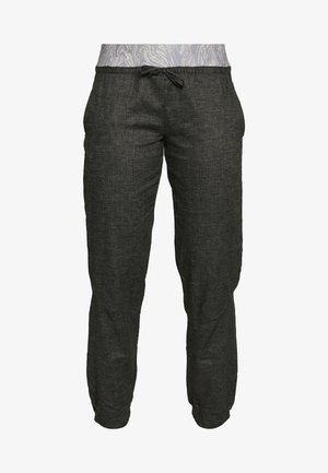 HAMPI ROCK PANTS - Stoffhose - black