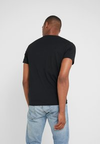 Polo Ralph Lauren - SLIM FIT - T-shirt basic - black - 2