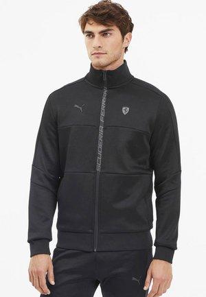 SCUDERIA FERRARI T7  - Training jacket - puma black