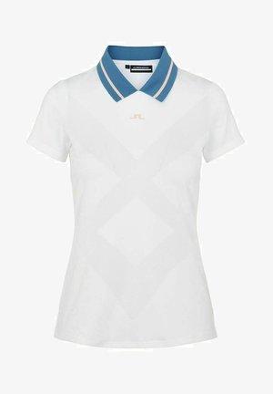 NILO - Polo shirt - white