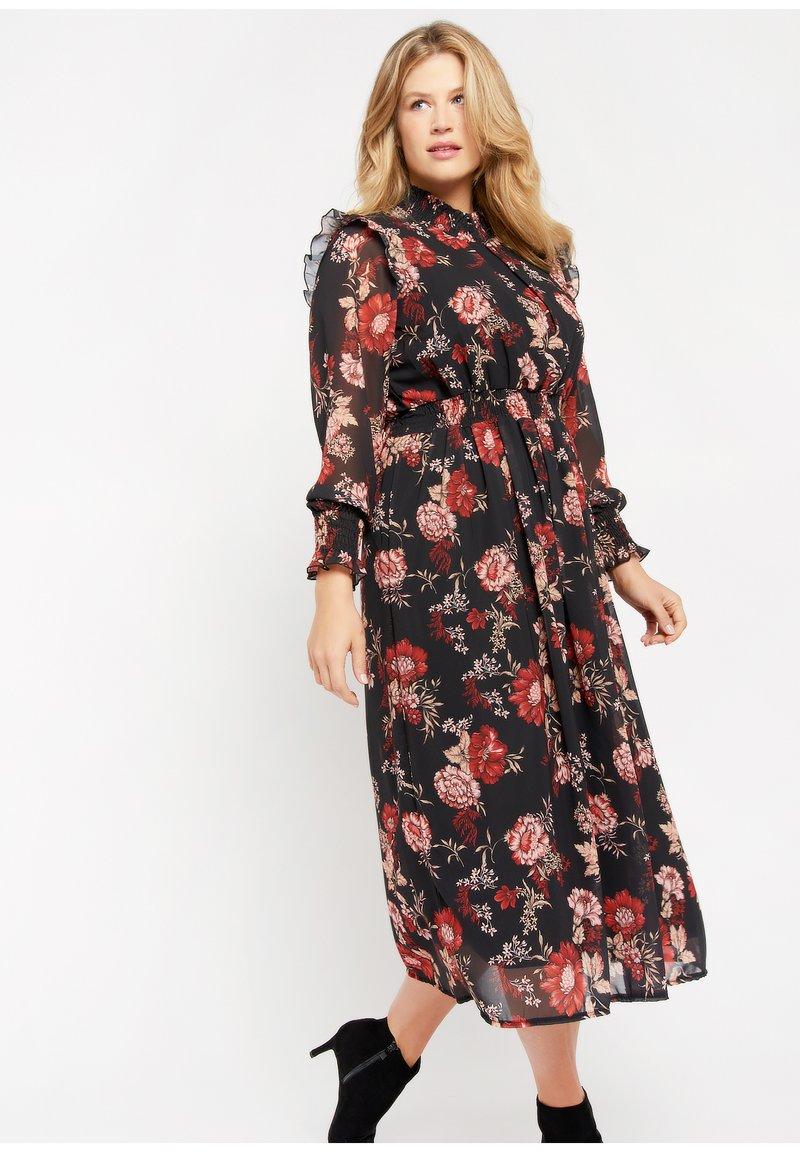 LolaLiza - Maxi dress - red