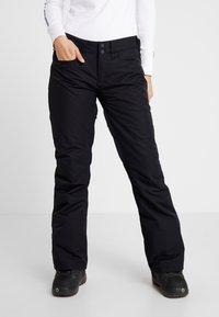 Roxy - BACKYARD  - Pantaloni da neve - true black - 0