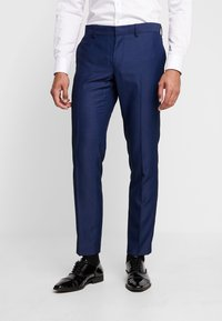 Isaac Dewhirst - FASHION TUX - Garnitur - dark blue - 4