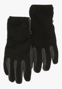 GAP - BOY GLOVE - Fingerhandschuh - true black - 0