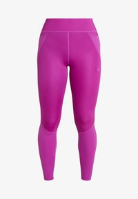 Calvin Klein Performance - FULL LENGTH - Leggings - purple - 3