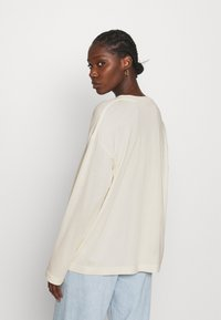 ARKET - JERSEY LONG SLEEVE - Long sleeved top - offwhite - 2
